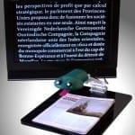 Froggyloupe : un téléagrandisseur pour redonner de l'autonomie aux personnes âgées atteintes de DMLA