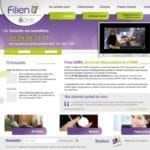 Téléassistance : Filien ADMR se dote d'un nouveau site internet