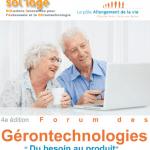 Forum des Gérontechnologies 2011 «Du besoin au produit» : 10 novembre 2011 – Ivry sur Seine