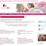 La société Assystel lance son nouveau site internet et propose une téléassistance sans engagement