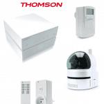 Avidsen annonce le lancement de la gamme domotique Thomson