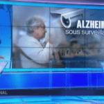 Reportage sur les dispositifs de surveillance Alzheimer : JT de France 3 du 16 Juillet