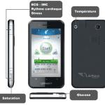 Télémédecine : LifeWatch V, le smartphone orienté e-santé