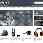 L'assistant d'écoute TINTEO lance son nouveau site web et vous invite à imaginer le futur slogan du Teo First