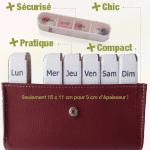 Liberty 2012 : le nouveau pilulier de la gamme PILBOX de Stiplastics