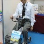 Kappo : un système d'aide à la marche – HCR 2012
