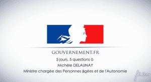 5 question à Michèle Delaunay