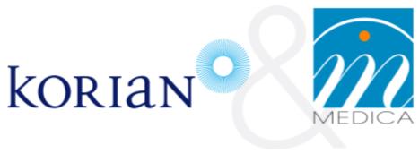 Logo Korian&Medica Silvereco