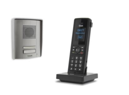 Telia -interphone-téléphone- silver économie