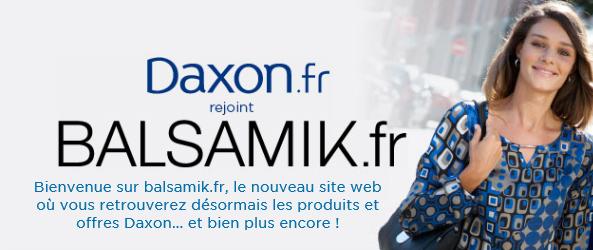 daxon devient balsamik - silver économie
