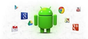 google application android