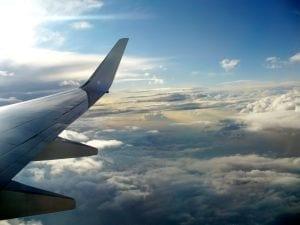 avion- vacances