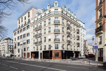 RESIDENCE INTERGENERATIONNELLE PARIS