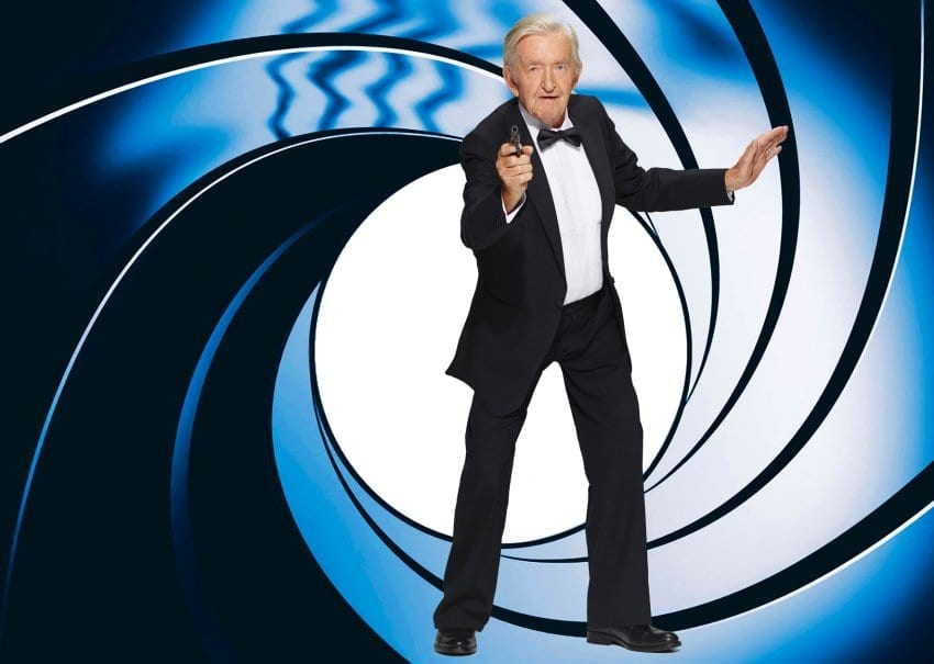 """James Bond"" : Wilhelm Buiting, 89 ans"