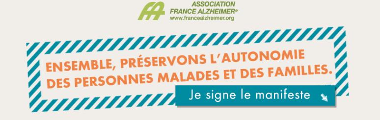 manifeste France Alzheimer