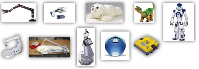 cenrob un showroom pr sentant les dispositifs robotiques. Black Bedroom Furniture Sets. Home Design Ideas