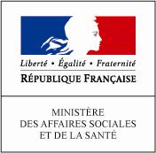logo Ministère des affaires sociales 176x173