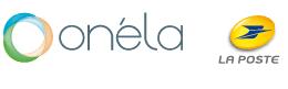 logo Onéla La poste