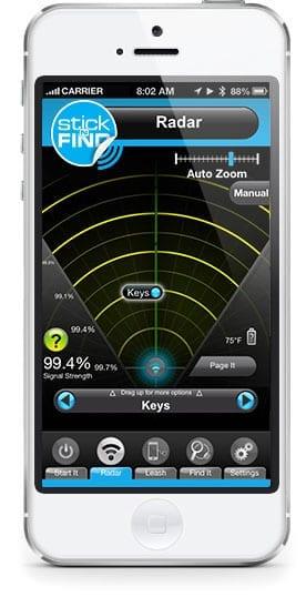 sticknfind-radar-app