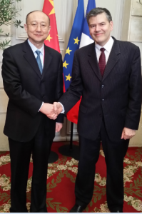Accord France Chine sur les normes
