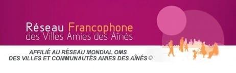 Réseau Francophone des Villes Amies du Grand Age