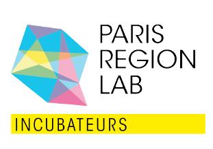 Paris Région Lab -logo