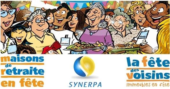 Synerpa maison de retraite en fête