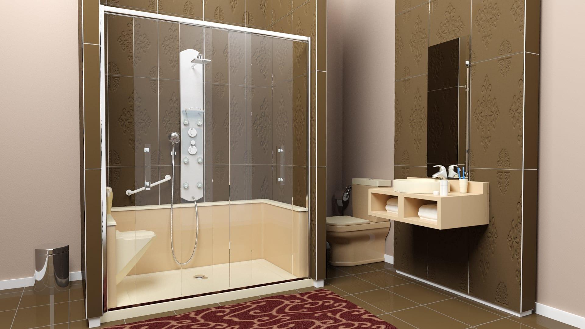 easyshower m daill du concours l pine 2014 silver economie. Black Bedroom Furniture Sets. Home Design Ideas