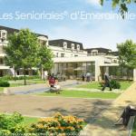 Les Senioriales lancent « Domaine du Parc d'Émerainville », des résidences intergénérationnelles