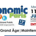 Du 11 au 13 juin 2014 : 13ème édition du Salon Autonomic à Paris