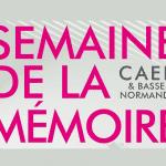 L'Observatoire B2V des Mémoires organise la semaine de la Mémoire du 15 au 20 septembre à Caen