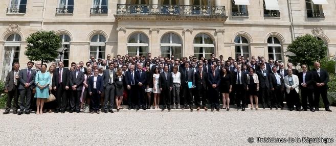 elysee laureats du concours mondial d'innovation