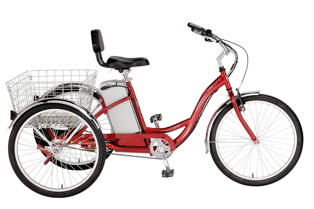 Vélo-senior