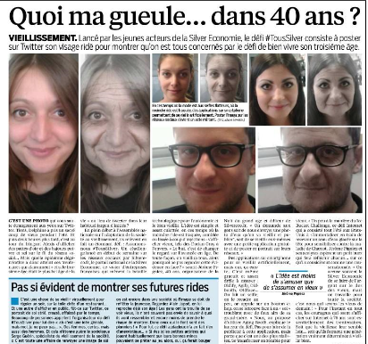 Article Le Parisien TousSilver