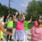 Flashmob ORPEA