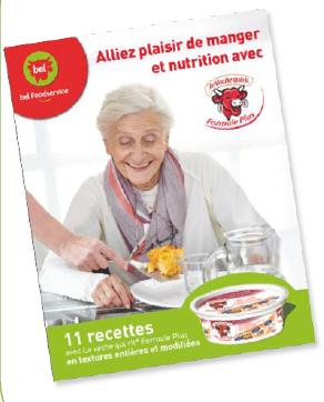 Livret recette Bel Foodservice