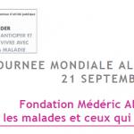 Journée Mondiale Alzheimer : La Fondation Médéric Alzheimer publie un panorama régional des dispositifs de prise en charge de la maladie d'Alzheimer