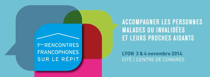 1eres rencontres francophones sur le répit