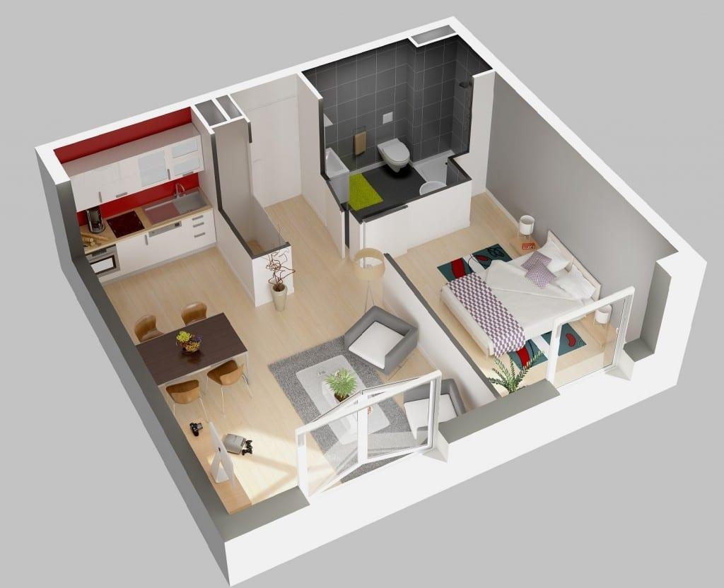 Heurus - appartement