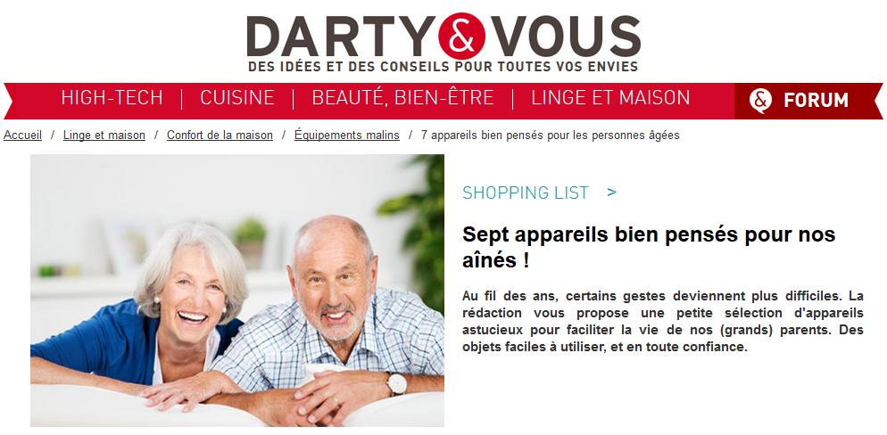 Darty et vous