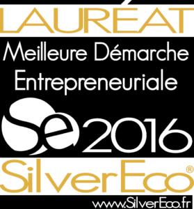 Laureat trophées catégorie Demarche entrepreneuriale