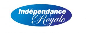 Indépendance Royale logo Une