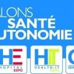 Mardi 19 mai 2015 : inauguration des salons Santé Autonomie à 10h en présence de Marisol Touraine