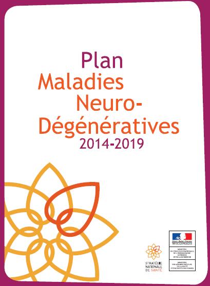 Plan maladies Neuro-degeneratives 2014-2019