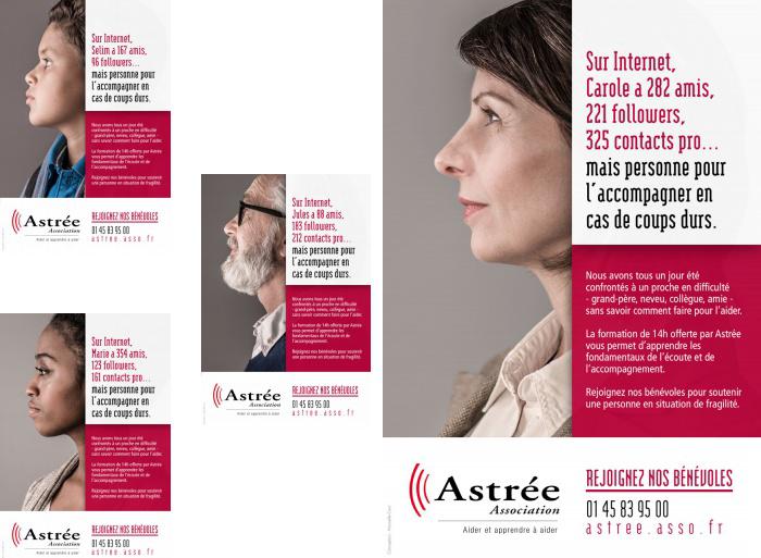 Campagne association Astrée