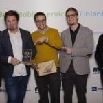 Circly, nominé meilleur service mobile pour seniors en Finlande