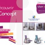 Le CHRU de Lille et Clubster Santé présentent le Silver Concept le 4 décembre 2014