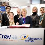 L'Arefo et la Cnav en Île-de-France signent une convention de partenariat pour promouvoir la politique du « bien-vieillir »