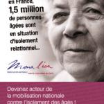MONALISA lance une campagne de communication pour sensibiliser les Français à l'isolement des personnes âgées