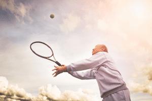 Sport - activité physique - tennis